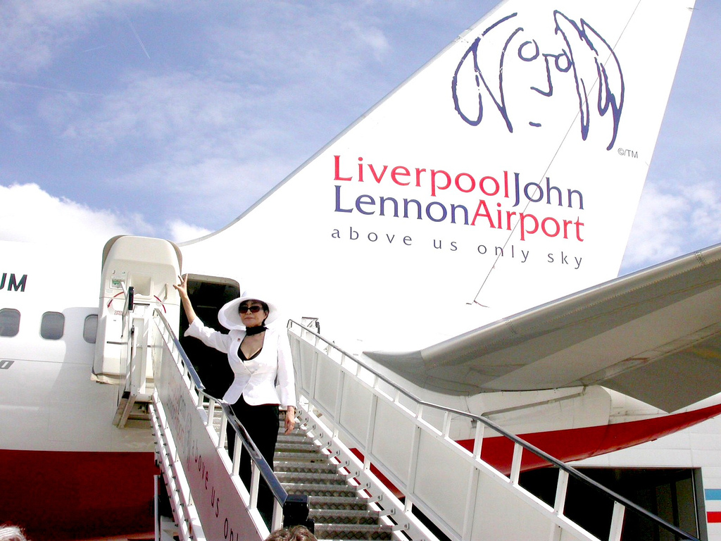 The Beatles images John Lennon Airport HD wallpaper and