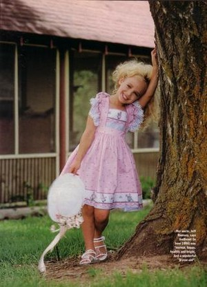 JonBenét Patricia Ramsey ( August 6, 1990 – December 25 of 26, 1996)