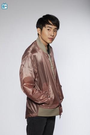 Justin Chon as Jordan Kwon