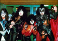 KISS ~Bale, Switzerland...September 28, 1980  - kiss photo