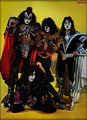 KISS ~Munich, West Germany...September 18, 1980  - kiss photo