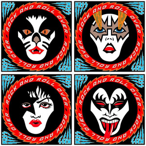 Kiss ~Rock and Roll Over