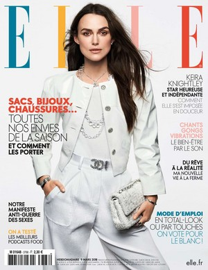 Keira Knightley for Elle France [March 2018]