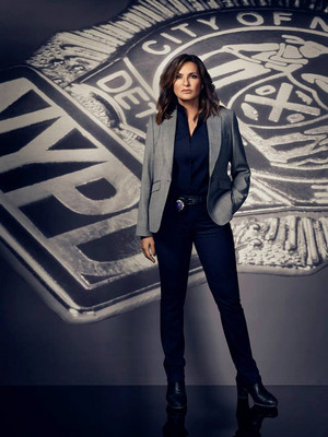 Law and Order: SVU - Season 19B Portrait - Olivia Benson