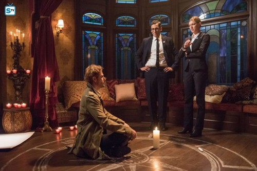 DC's Legends of Tomorrow fond d'écran entitled Legends of Tomorrow - Episode 3.15 - Necromancing the Stone - Promo Pics