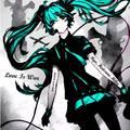 Love Is War BY Ryo, Hatsune Miku - vocaloid fan art