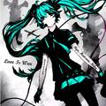 Love Is War BY Ryo, Hatsune Miku - vocaloids fan art