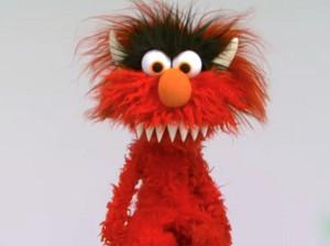 Mad Monster Elmo (Sesame Street)