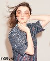 Maisie Williams at InStyle Magazine Photoshoot