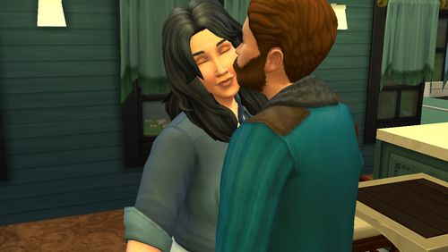 jlhfan624 achtergrond called Me/My BF Sims Likeness