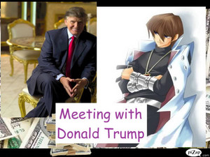 Meeting with Donald Trump