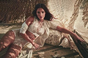 Megan Fox ~ Frederick's Of Hollywood Spring '18 Campaign