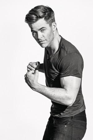 Men's Fitness Magazine Photoshoot (2016)