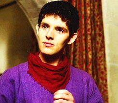 Merlin's Purple camicia of...