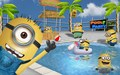 Minions Summer Wallpaper