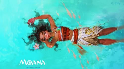 Moana wallpaper called Moana