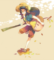 Monkey D. Luffy  - one-piece fan art