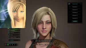 Monster Hunter: World Character Creation, Aya Brea (Parasite Eve)