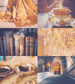 Mood Board - Belle