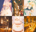 Mood Board - Belle's wedding - disney-princess fan art