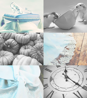 Mood Board - Cinderella