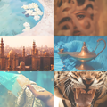 Mood Board - Jasmine - disney-princess fan art
