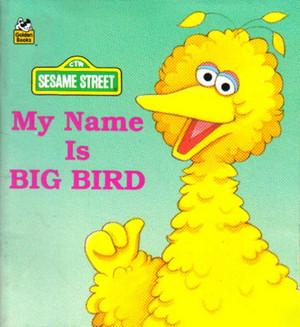 My Name is Big Bird (1992)