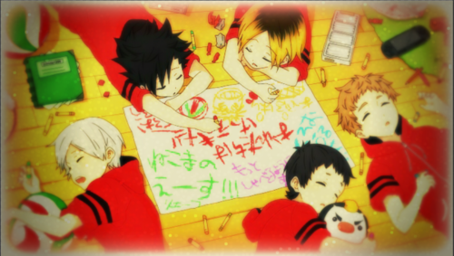 Haikyuu!!(High Kyuu!!) 壁纸 called NEKOMA