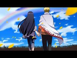 나루토 and Hinata ❤