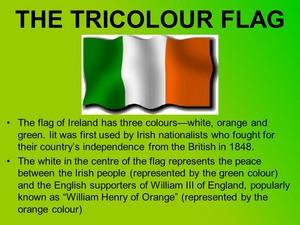 National Symbols Of The Republic Of Ireland
