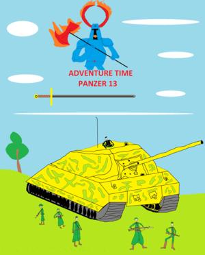 blindado, panzer 13