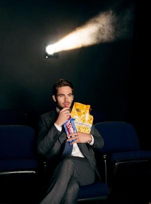 People Magazine for CineCon Photoshoot (2013)