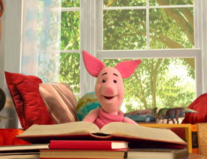 Piglet (The Book of Pooh)