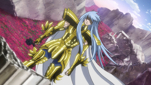 Pisces Albafica (Saint Seiya: The लॉस्ट Canvas)