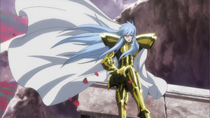 Pisces Albafica (Saint Seiya: The lost Canvas)