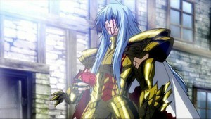 Pisces Albafica (Saint Seiya: The Nawawala Canvas)