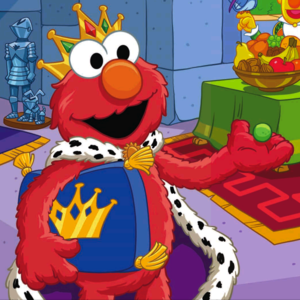 Prince Elmo (Prince Elmo and the Pea)