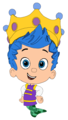 Prince Gil  Guppy Style  - bubble-guppies fan art
