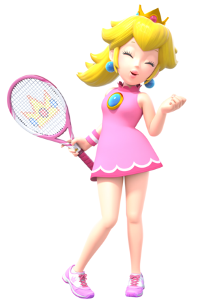 Princess peach, pichi