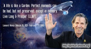 RIP Leonard Nimoy - Mr Spock (1931-2015)
