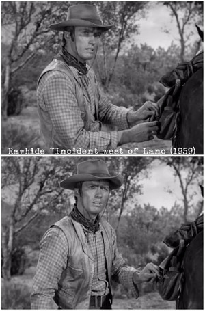 Rawhide (Incident west of Lano) S01xE08 (1959)