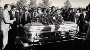 Redd Foxx's Funeral In 1991