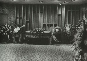 J. P. Richardson's Funeral Back In 1959