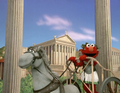 Roman Elmo (Elmo's World)