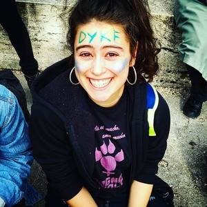 Rosabell Laurenti Sellers gay pride