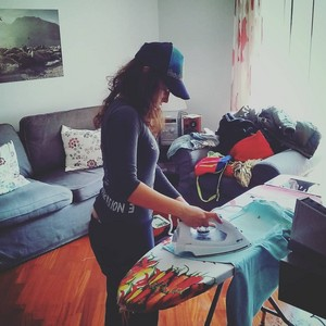 Rosabell Laurenti Sellers instagram