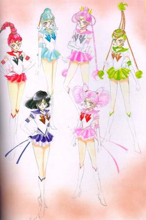 Sailor Quartets