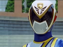 San Morphed As The SPD Omega Ranger