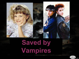 Saved da Vampiri#From Dracula to Buffy... and all creatures of the night in between.