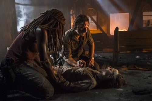 Michonne Обои called Season 8 Promotional Episode Still
